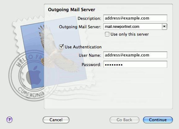 how to make mail not junk on mac